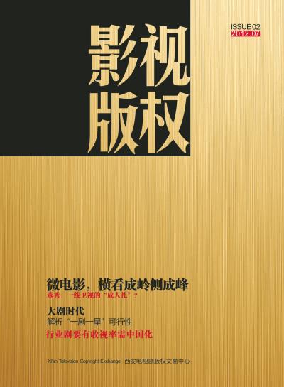影视版权2012.07