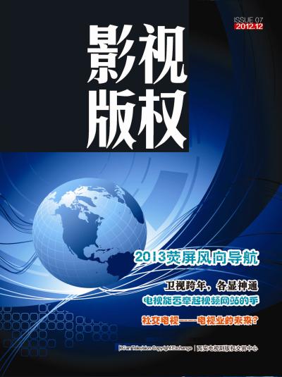 影视版权2012.12