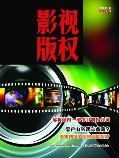 影视版权2013.01